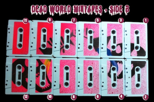 DEAD WORLD ART PREVIEW - 1-12B