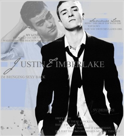 Justin timberlake sexyback