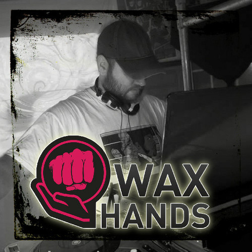 wax hands 1a